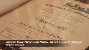 Un omaggio al grande Mauro e a Casa Museo Giuliani