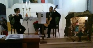 Concerto di Natale organizzato da Casa Museo Giuliani